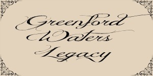 Green ford Waters Legacy