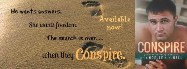 Book Highlight: Conspire By Erin Noelle and S.E. Hall