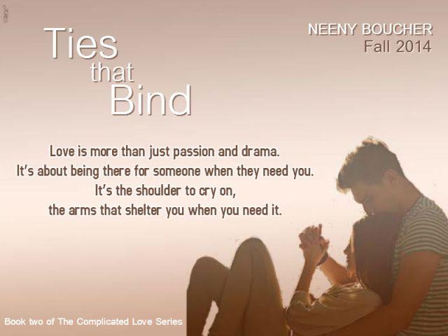 Ties That Bind Teaser 1