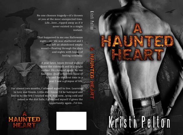 A Haunted Heart Full Cover