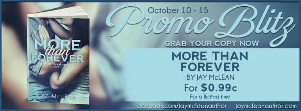 more than foreverPromo Banner