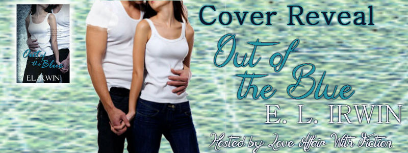 Out of the Blue cover Reveal banner