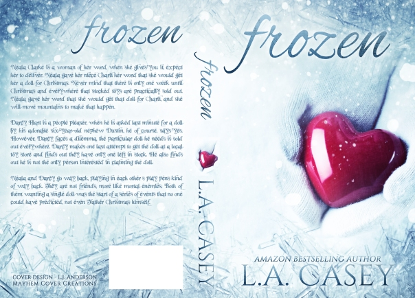 Frozen Print Cover