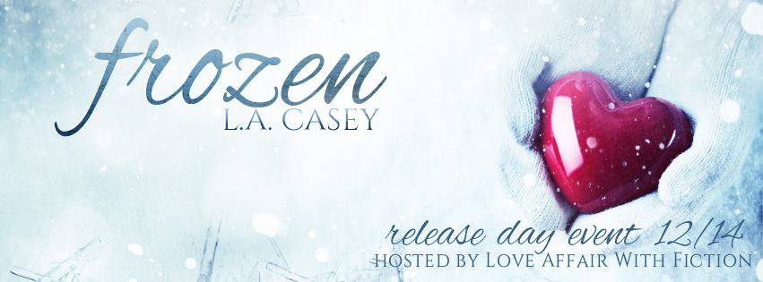 Frozen Release Day Banner