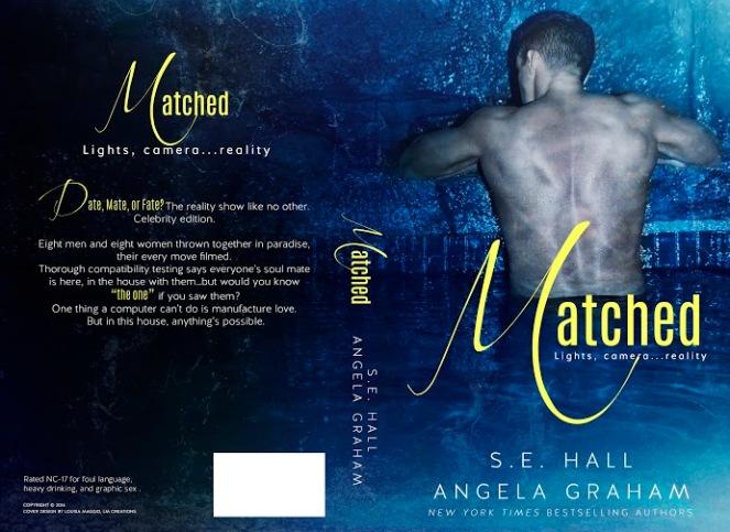 MATCHED ANGELA GRAHAM S.E. HALL FULL JACKET