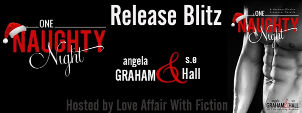 One Naughty Night by Angela Graham and S.E. Hall Tour Stop with Giveaway!!