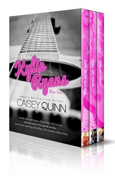 KylieRyans Box Set Amazon