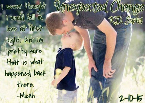 Unexpected Change Teaser #5