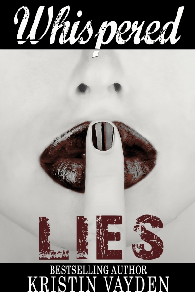 Whispered Lies Cover