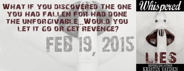 Whispered Lies Teaser #1