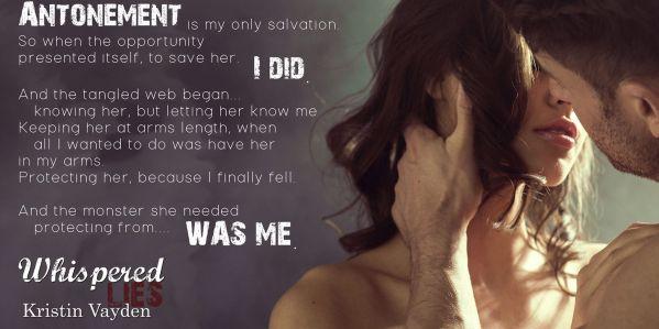 Whispered Lies Teaser #2