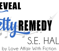 ** COVER REVEAL – Pretty Remedy by S.E Hall **