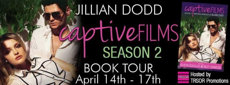 captive films searson 2 book tour