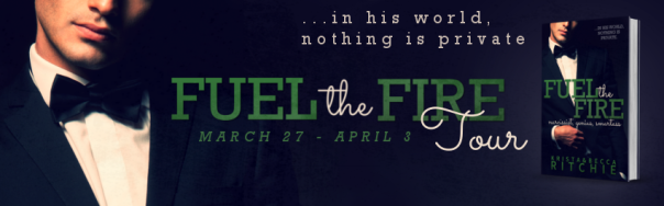 Fuel the Fire Tour Banner