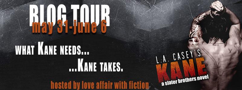 Blog Tour: Kane by L.A. Casey