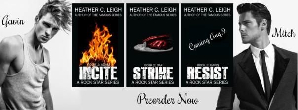 a rockstars series