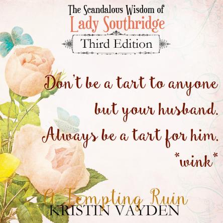 Lady Southridge - Third Edition