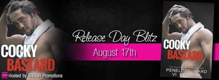 cocky bastard release day blitz