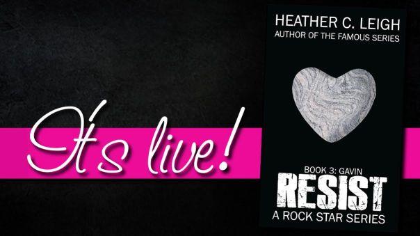 resist it's live