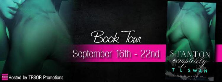 stanton completely book tour