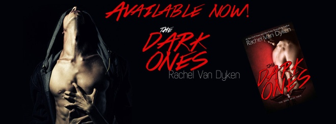 The Dark Ones AN RVD Banner