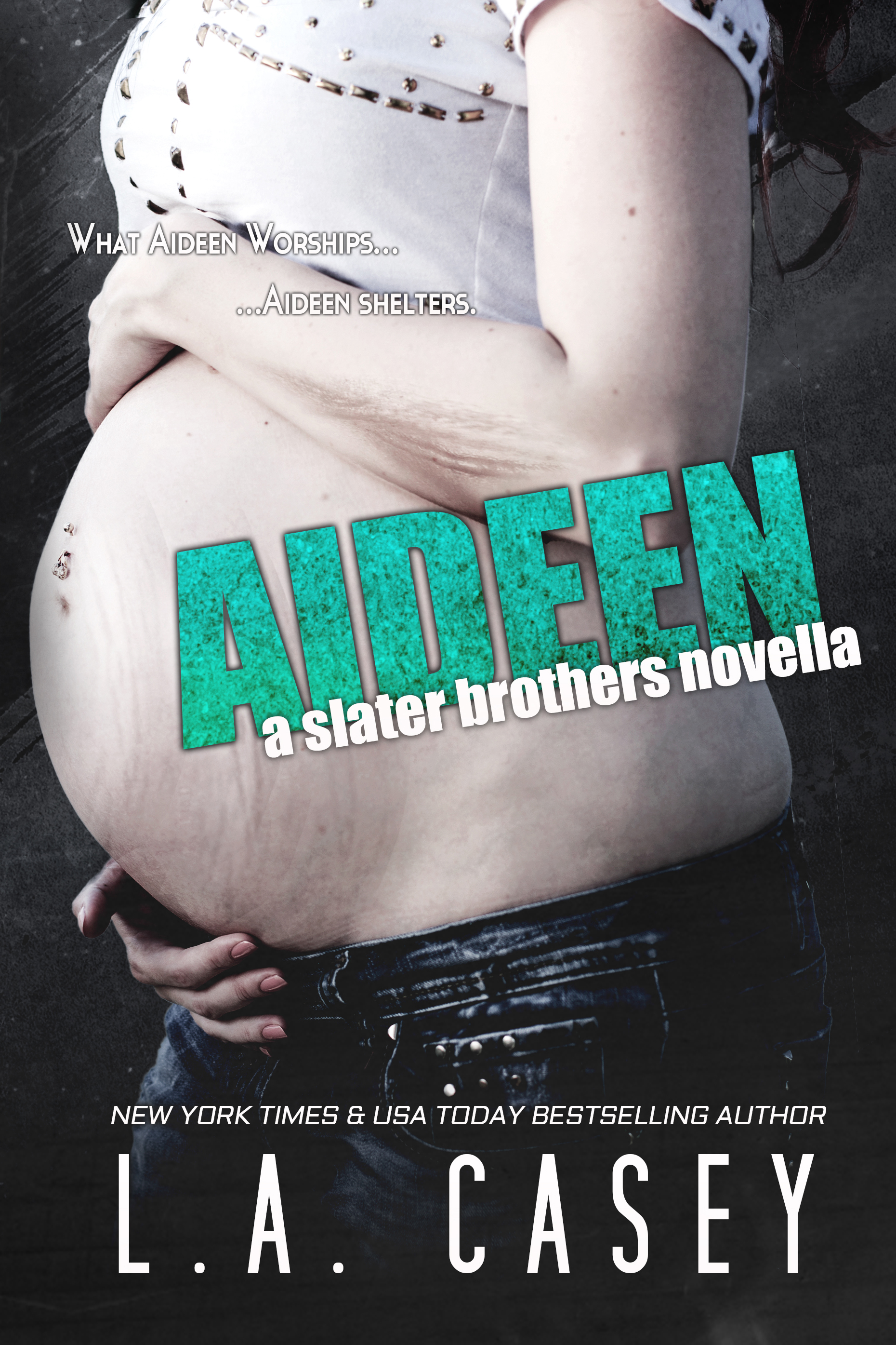 Aideen by L.A. Casey | BOOKAHOLICS READING HAVEN