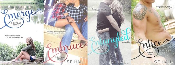 Evolve Series books