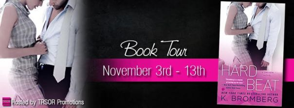 hard beat book tour