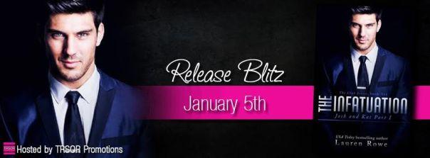 the infatuation release blitz