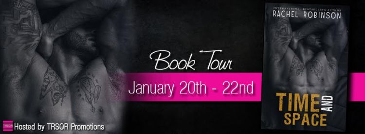 time and space book tour