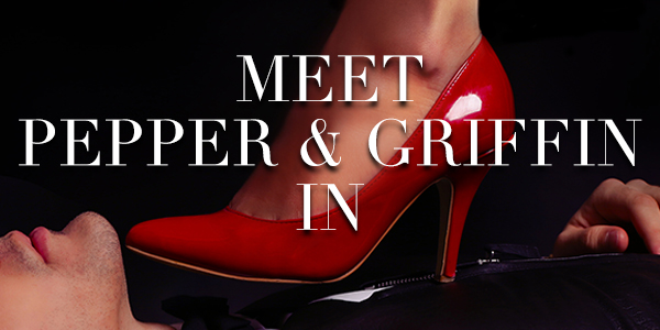 Meet Pep & Grif In