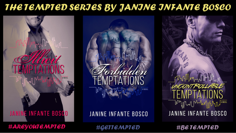 Tempted Series Banner