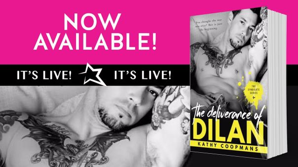 the deliverance of dilan now available