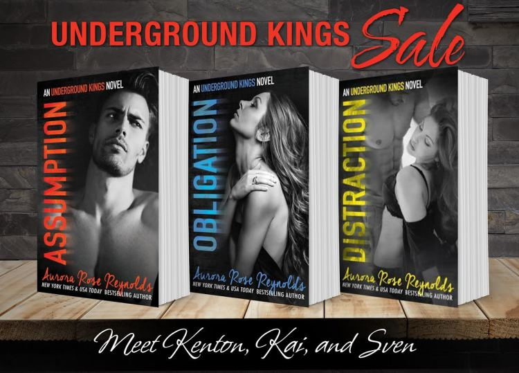 underground kings sale