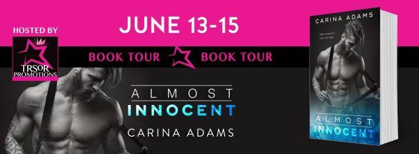 almost innocent book tour