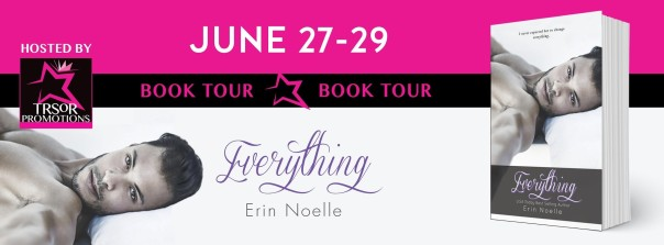 everything book tour