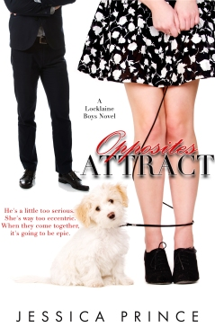 Opposites Attract by Jessica Prince eBook