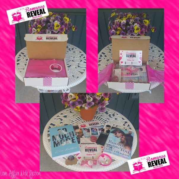 Romance Reveal Box