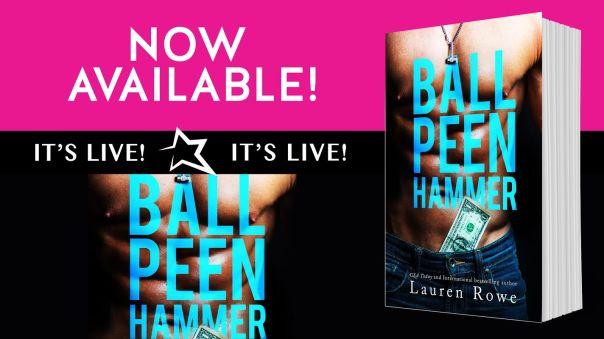 ball peen hammer now live
