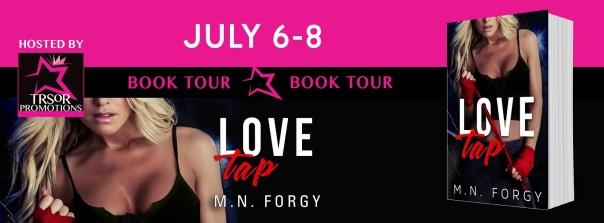 love tap book tour