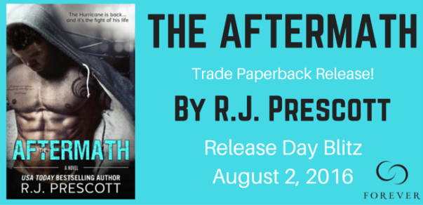 THE AFTERMATH Banner