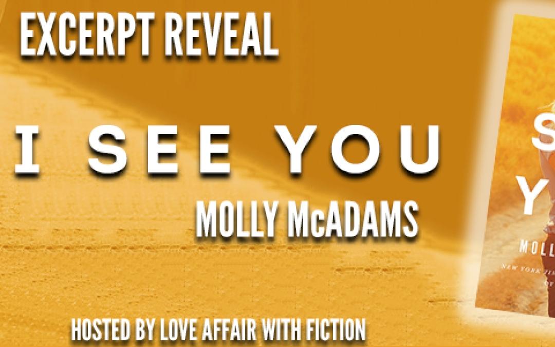 I See You by Molly McAdams!!