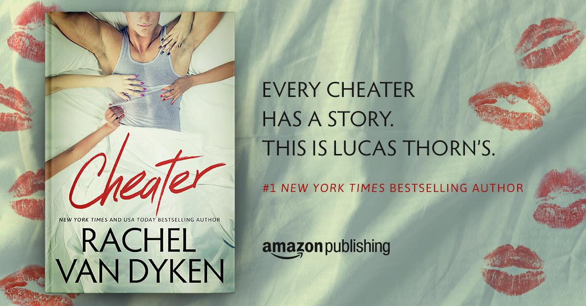 Promo Post: Cheater by Rachel Van Dyken