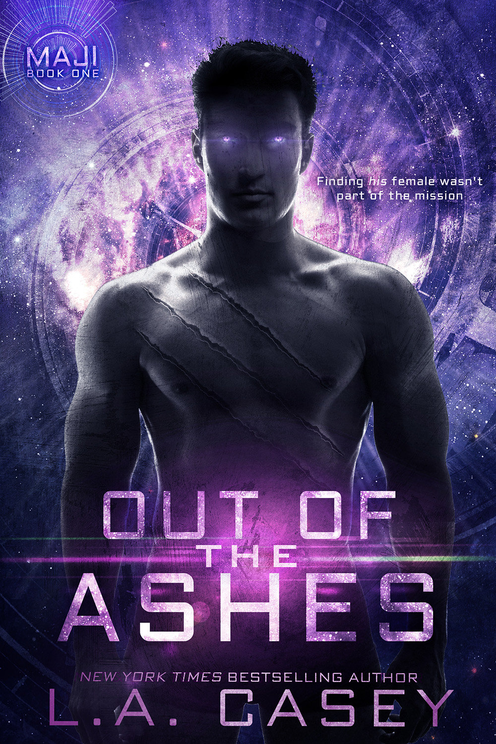 La Casey Brings Her Readers Out Of The Ashes €� The First Sci Fi Romance  Book In A New Series Of Sexy Standalone Novels These Other World Alphas  Are Looking