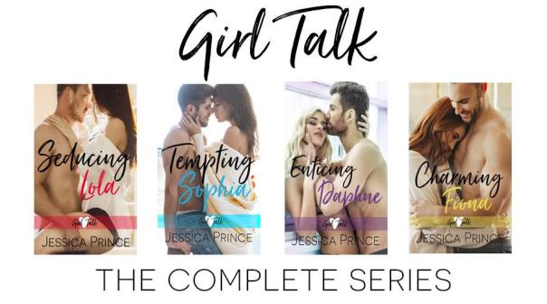 Blog Tour: Charming Fiona by Jessica Prince (Girl Talk #4 Review