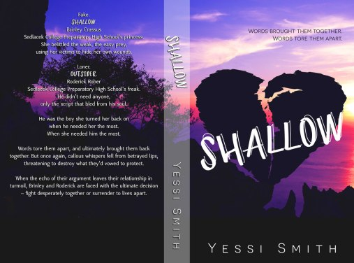Shallow by Yessi Smith paperback