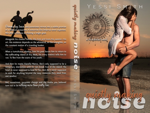 Quietly Making Noise by Yessi Smith — Full Wrap