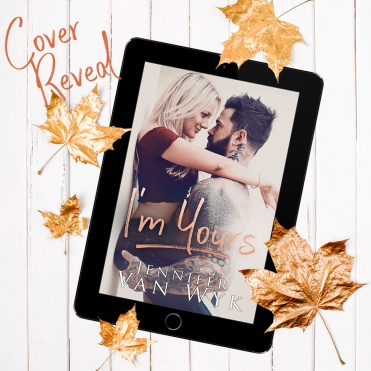 I'm Yours Cover Reveal