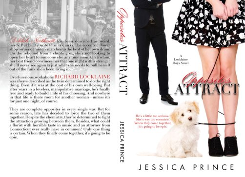Opposites Attract by Jessica Prince paperback