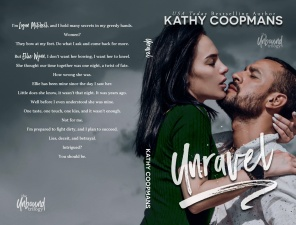 Unravel by Kathy Coopmans paperback